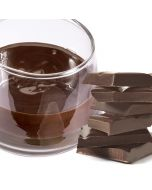 Plain Chocolate Topping